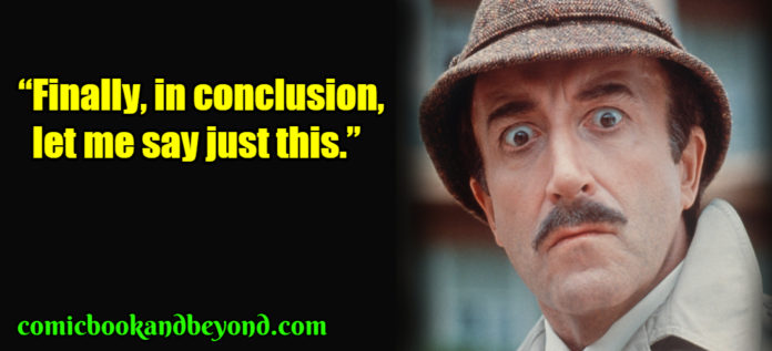 Peter Sellers best quotes