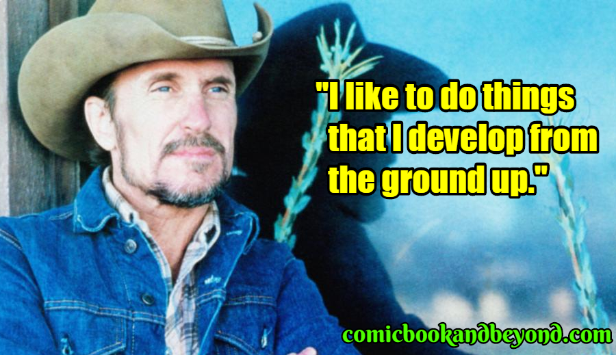 Robert Duvall best quotes