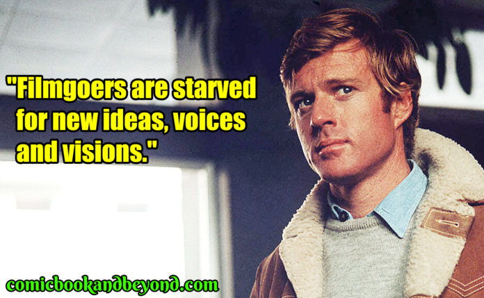 Robert Redford famous quotes