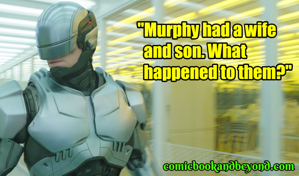 RoboCop famous quotes