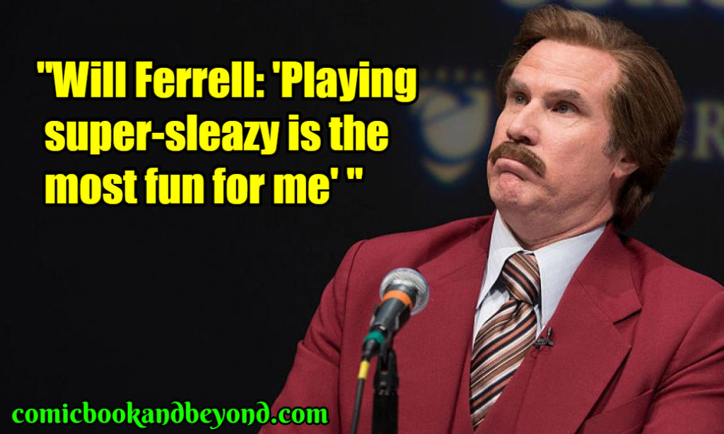 Ron Burgundy famous quotes