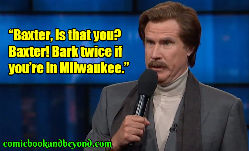 Ron Burgundy popular quotes