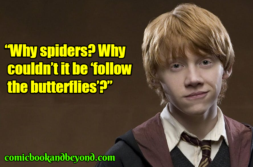 Ronald Weasley famous quotes