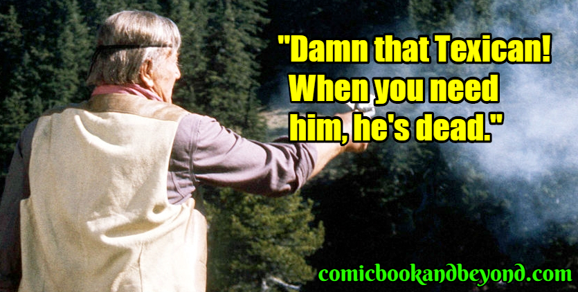 Rooster Cogburn best quotes