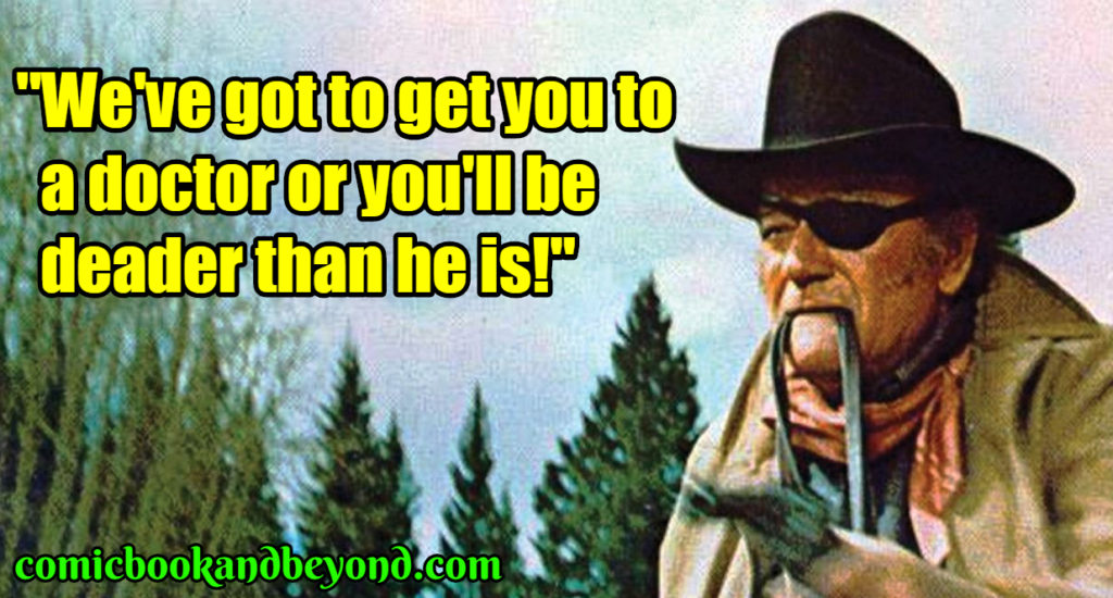 Rooster Cogburn quotes