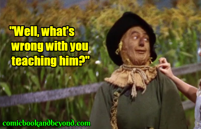 Scarecrow famous quotes
