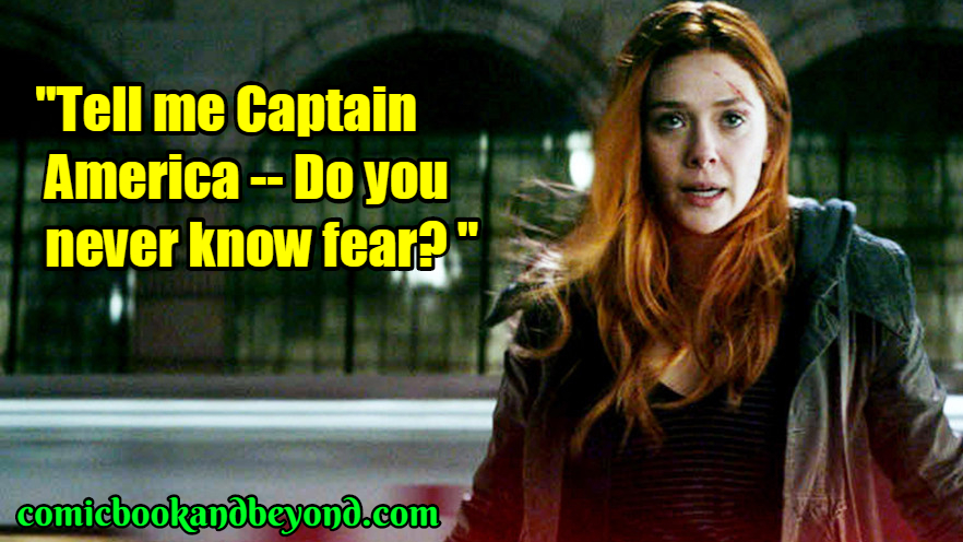 Scarlet Witch famous quotes
