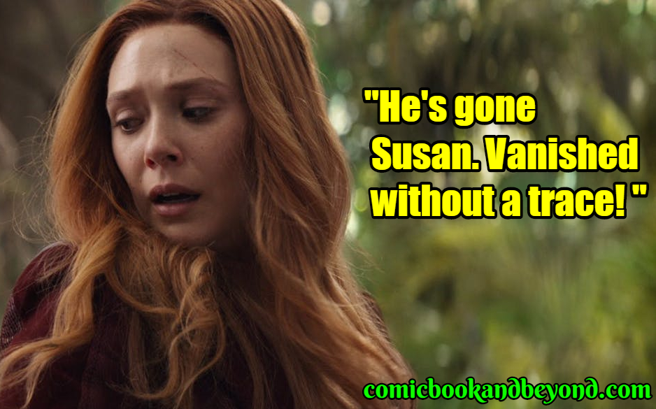 Scarlet Witch popular quotes