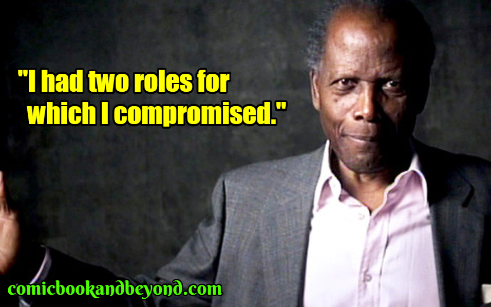 Sidney Poitier best quotes