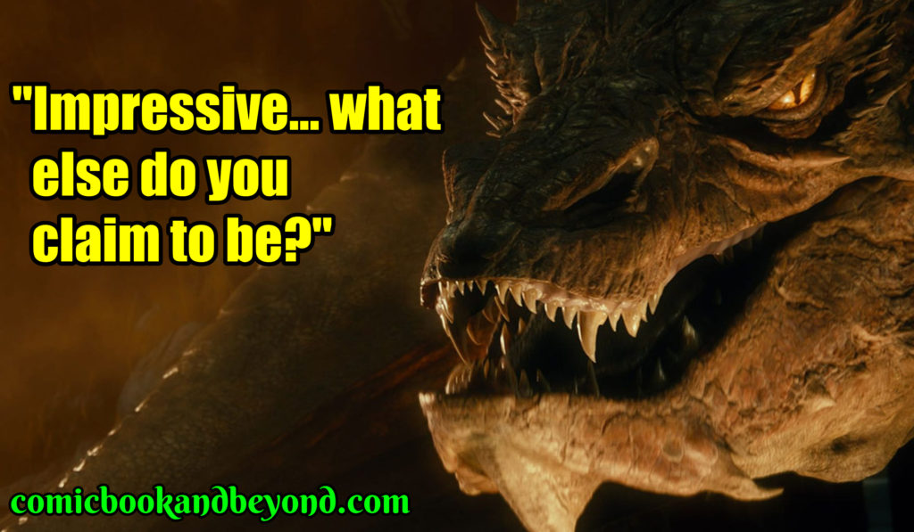 Smaug best quotes