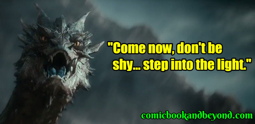 Smaug popular quotes