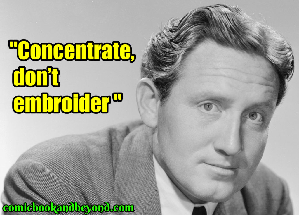 Spencer Tracy famous quotes