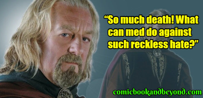 ThÈoden best quotes