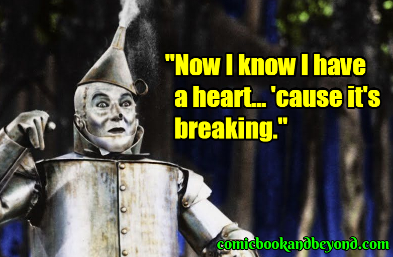 Tin Man famous quotes