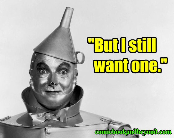Tin Man quotes