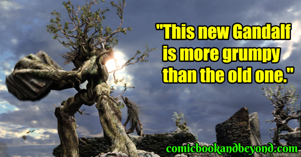Treebeard best quotes
