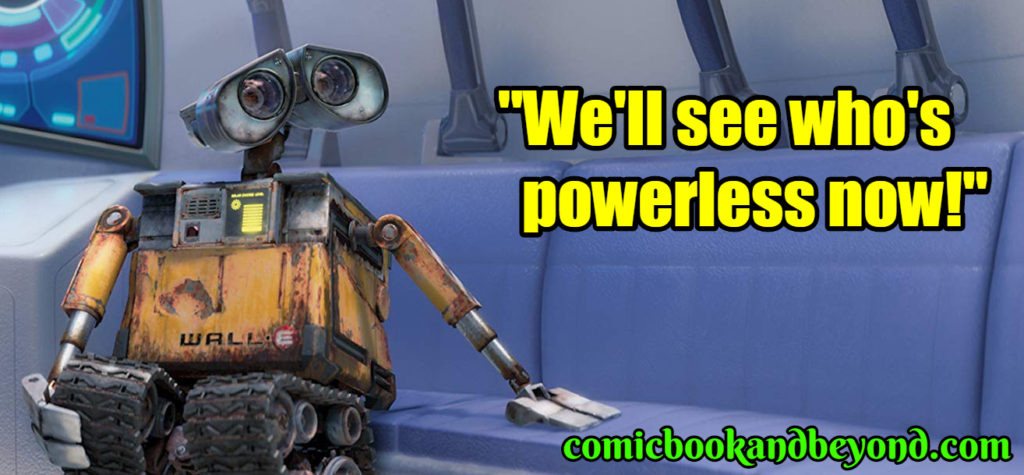 WALLE best quotes