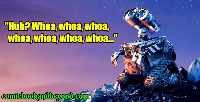 WALLE popular quotes