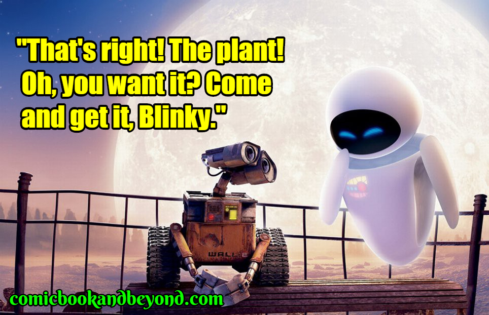 WALLE quotes