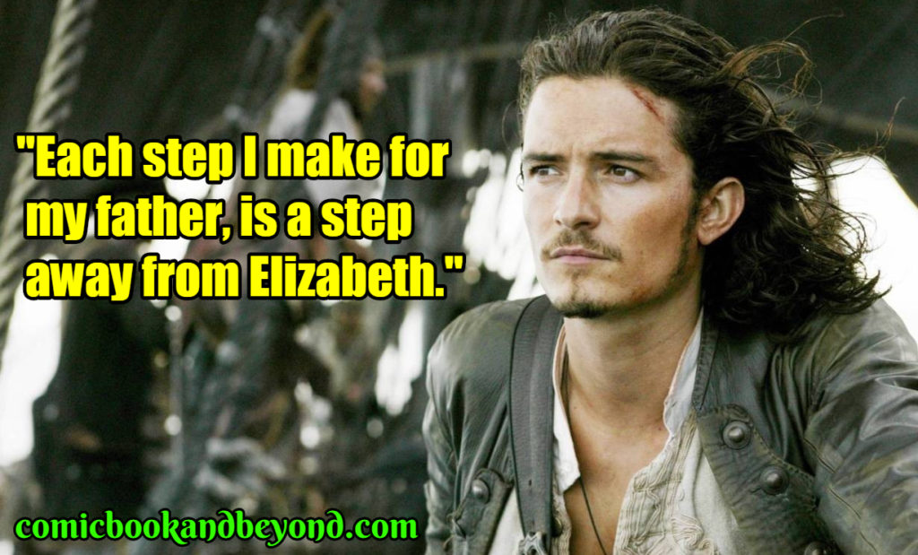 Will Turner best quotes