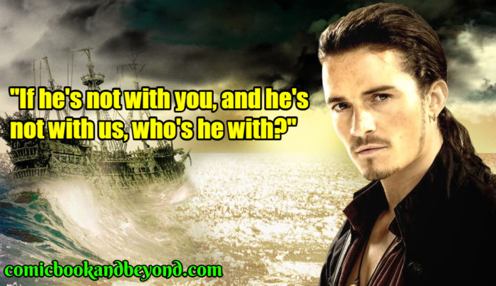 Will Turner famous quotes