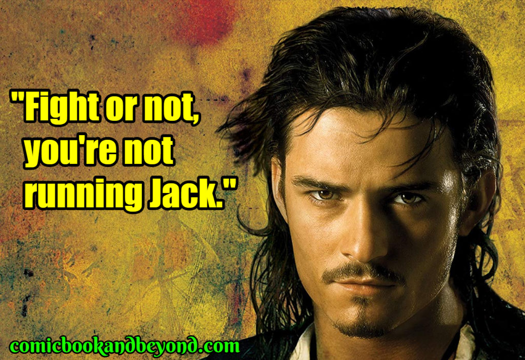 Will Turner quotes