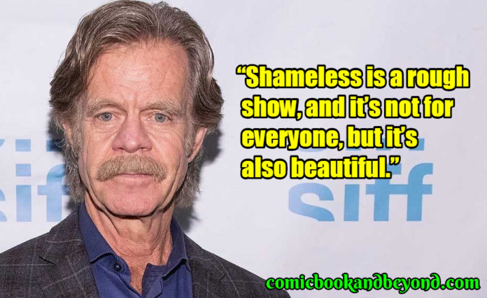 William H. Macy famous quotes