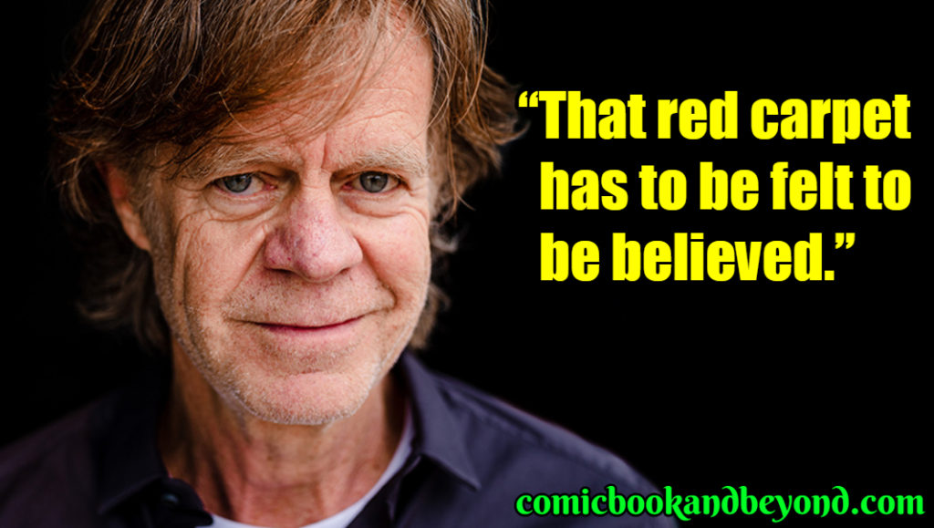 William H. Macy popular quotes