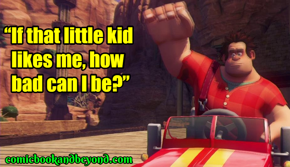 Wreck-It Ralph famous quotes