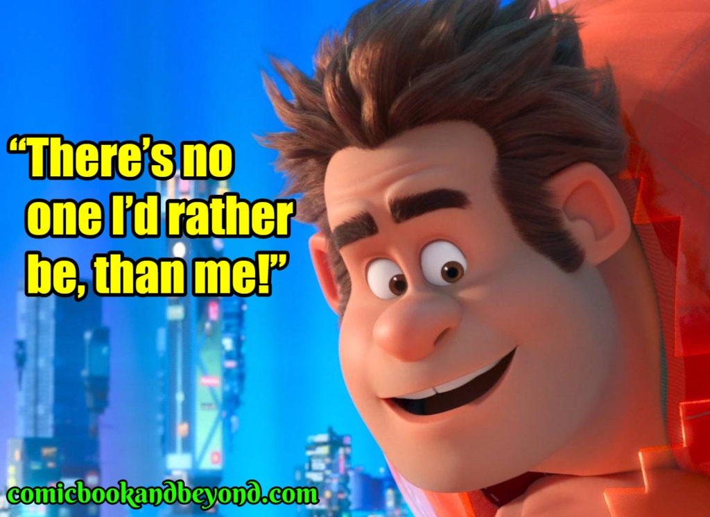Wreck-It Ralph quotes