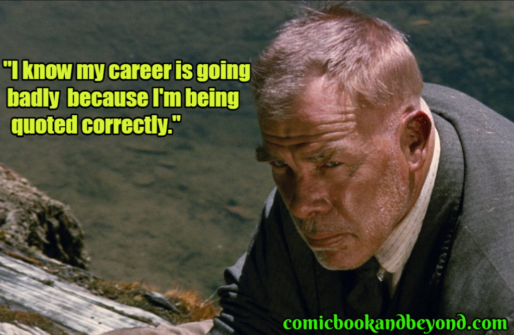 lee marvin famous quotes