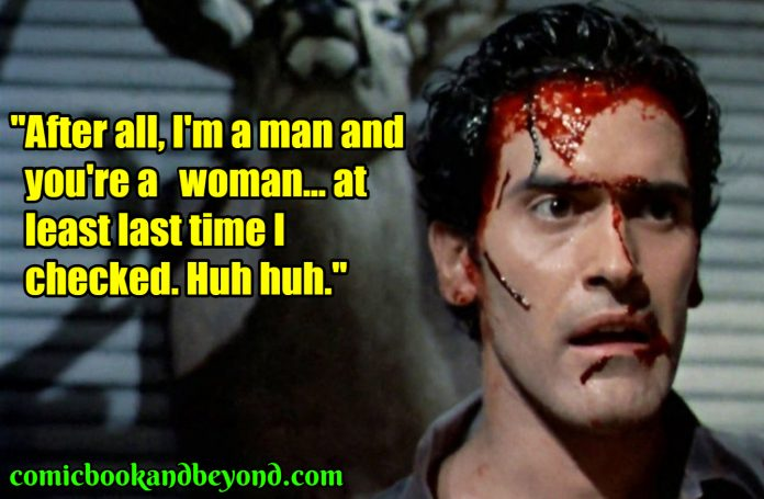 Ash Williams famous quotes