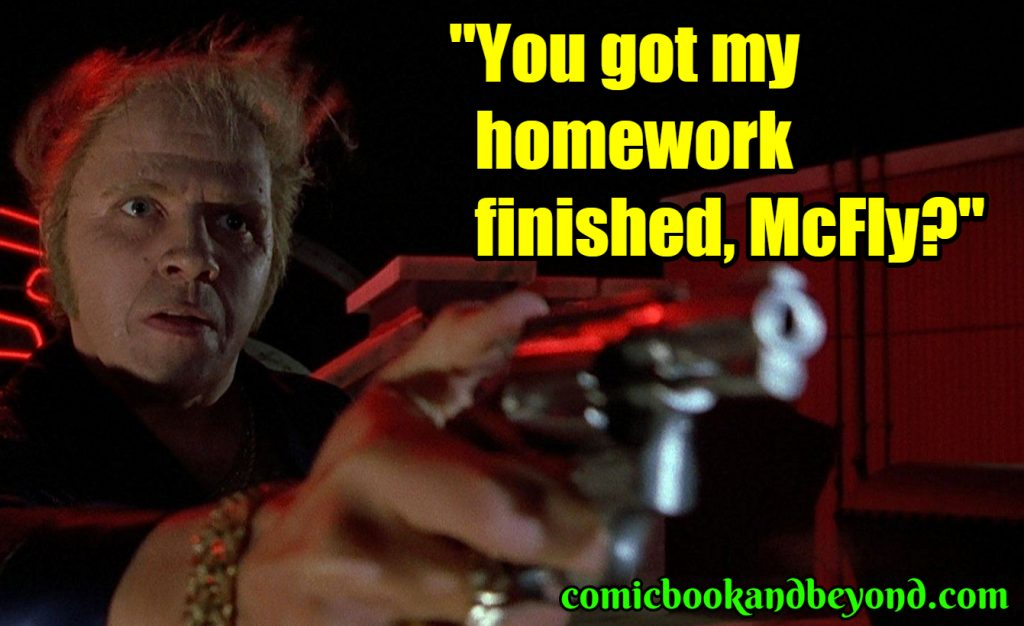 Biff Tannen best quotes