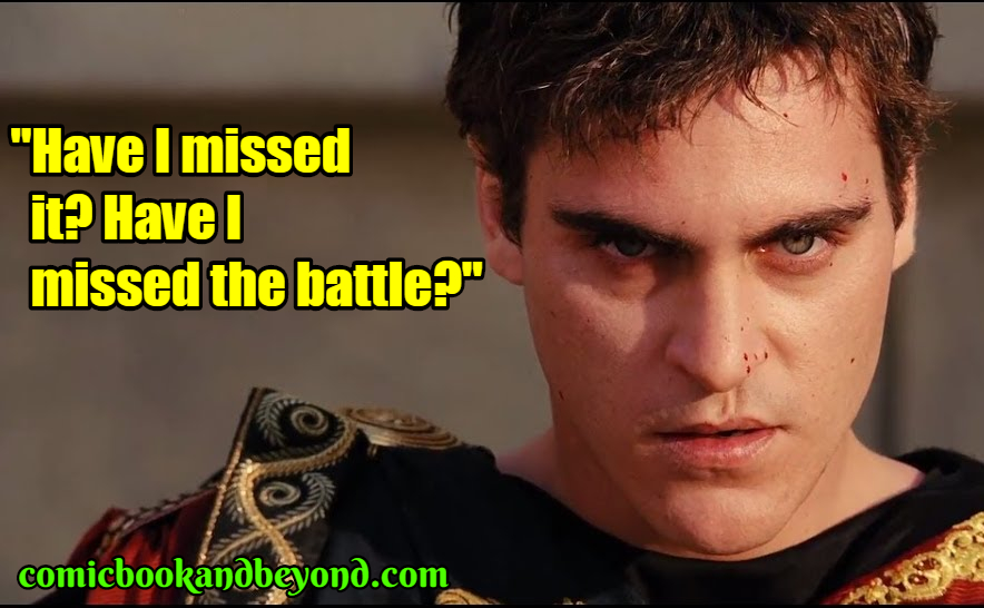 Commodus best quotes