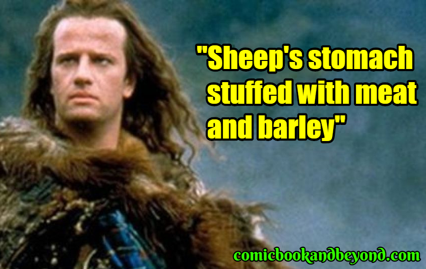 Connor MacLeod quotes