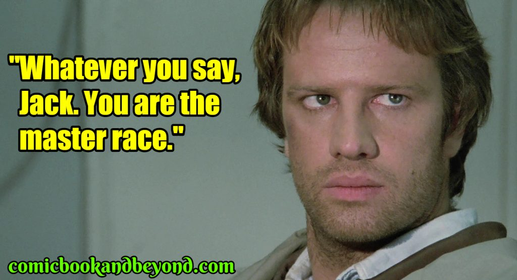 Connor MacLeod saying