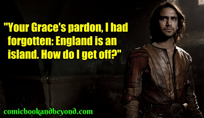 D'Artagnan popular quotes