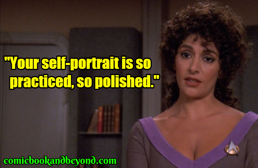 Deanna Troi popular quotes