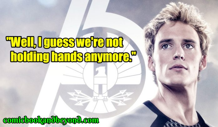 Finnick Odair famous quotes