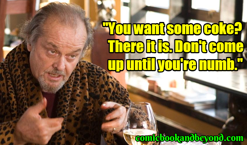 Frank Costello best quotes