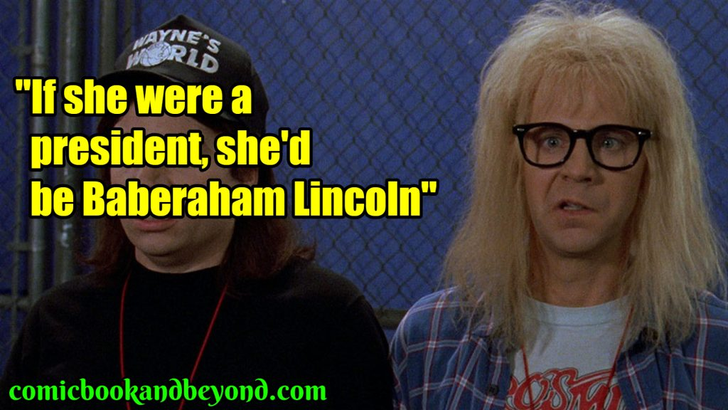 Garth Algar famous quotes