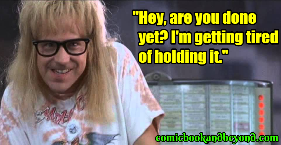 Garth Algar popular quotes