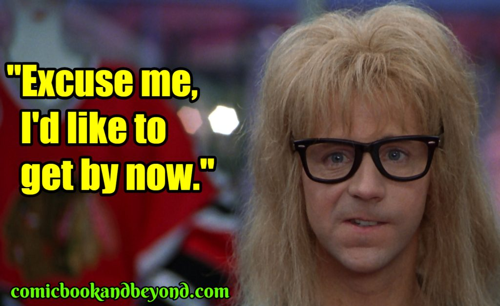 Garth Algar quotes