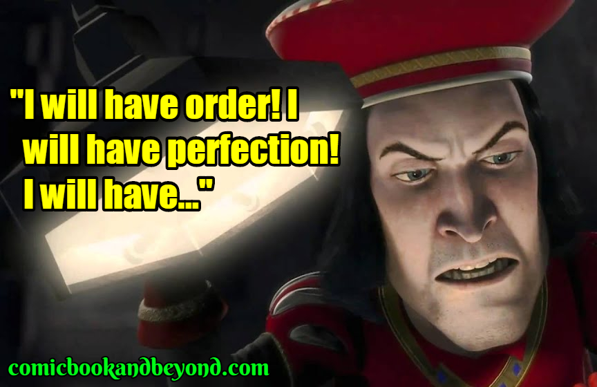 Lord Farquaad best quotes