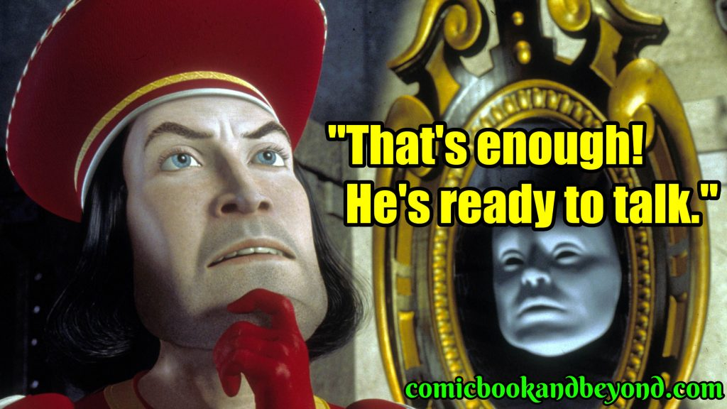 Lord Farquaad famous quotes