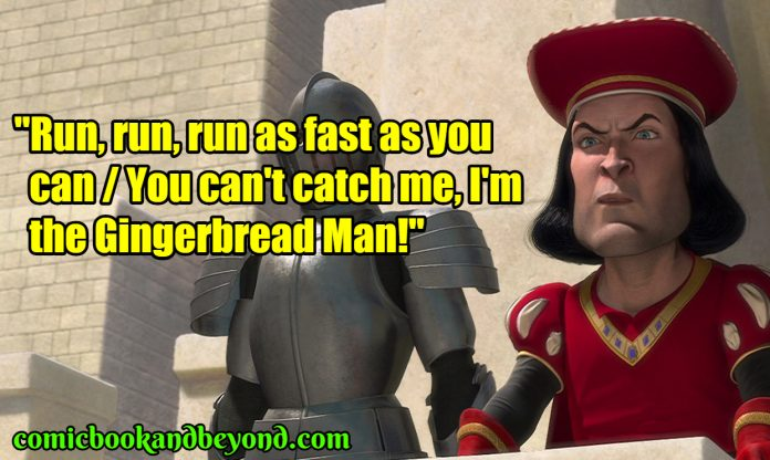 Lord Farquaad popular quotes