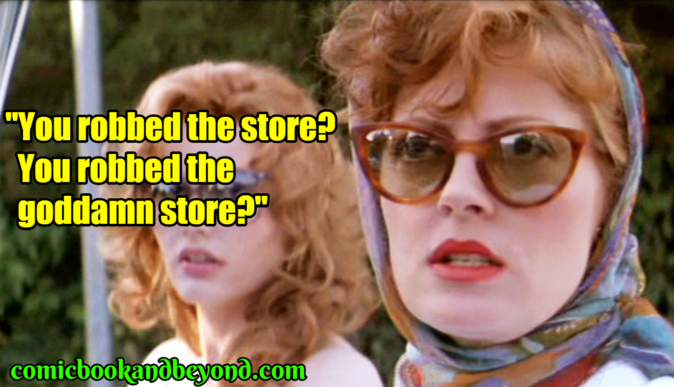 80+ Louise Elizabeth Sawyer Quotes From Thelma and Louise ...