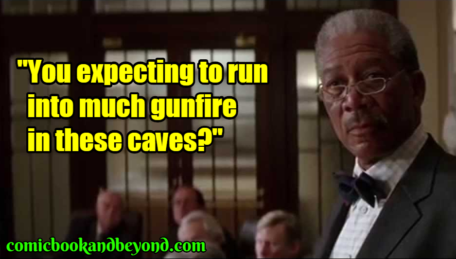 Lucius Fox famous quotes