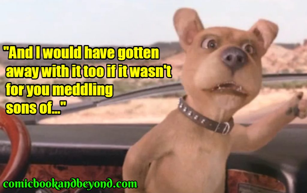 Scrappy-Doo best quotes