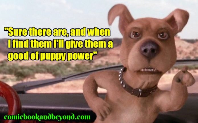 Scrappy-Doo famous quotes